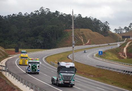Rodoanel que vai ligar aeroporto ao Porto de Santos deverá ser entregue em 18 meses