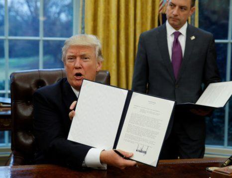EUA fora do TPP